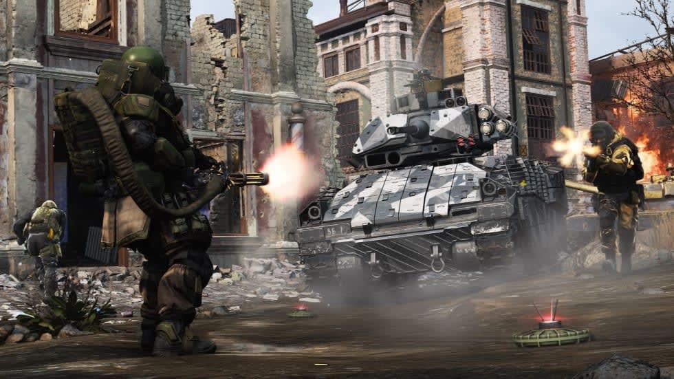 Nu kan du banta ner Call of Duty: Modern Warfare med över 100 GB