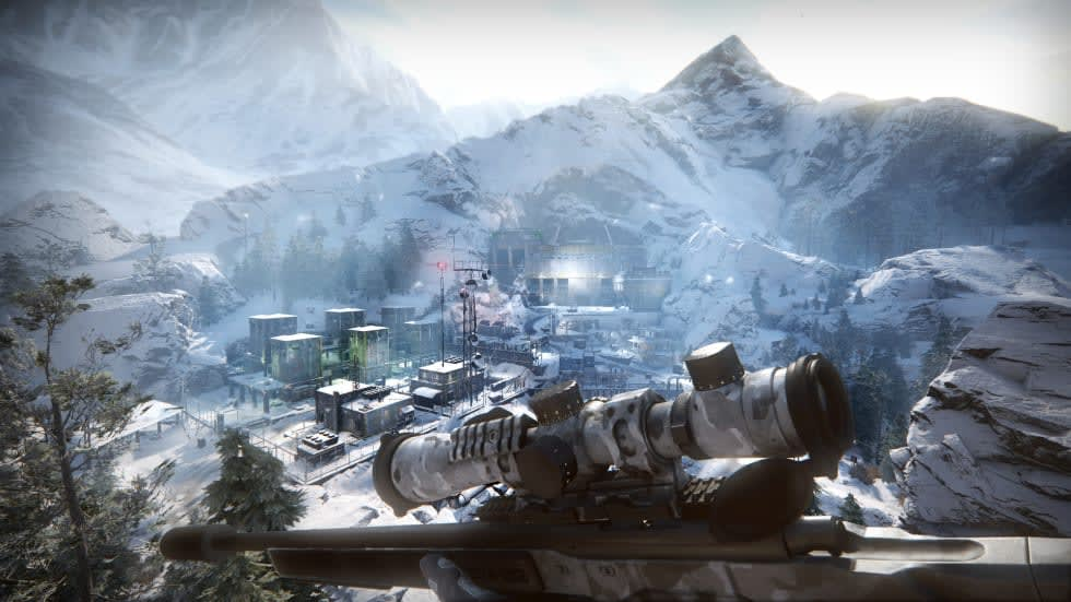 Sniper Ghost Warrior Contracts släpps i november, kolla in nya trailern