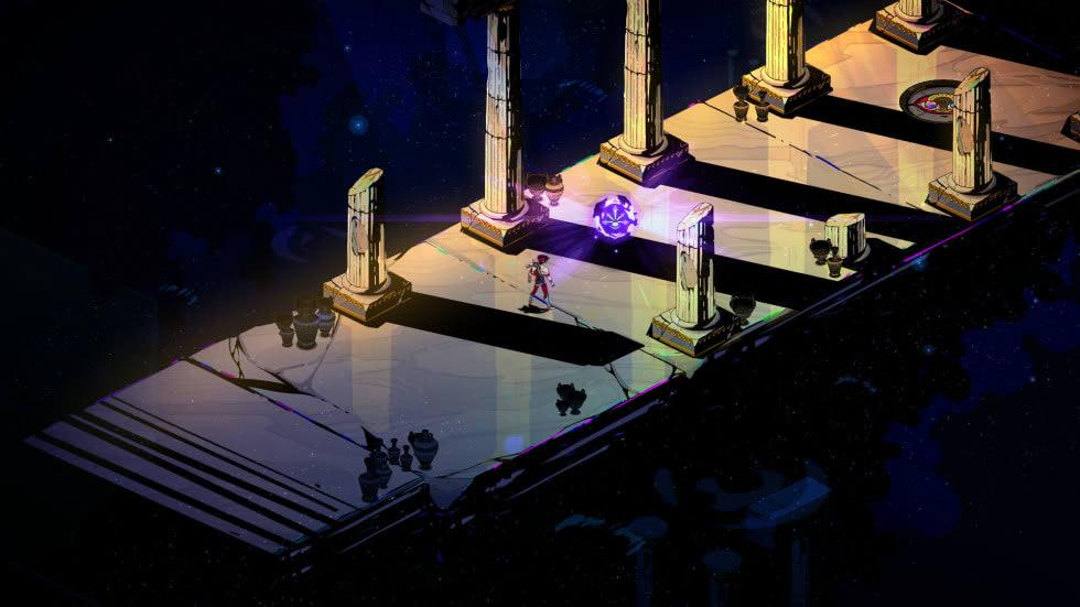 Hades lämnar early access i höst, kolla in nya trailern
