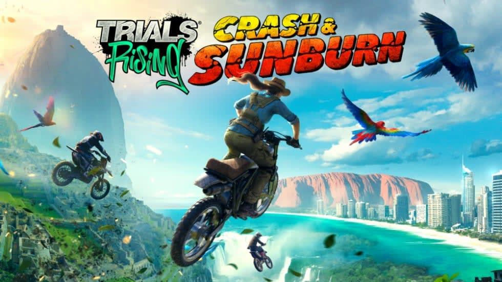 Trials Rising får nytt dlc-paket den 10 september, kolla in trailern!