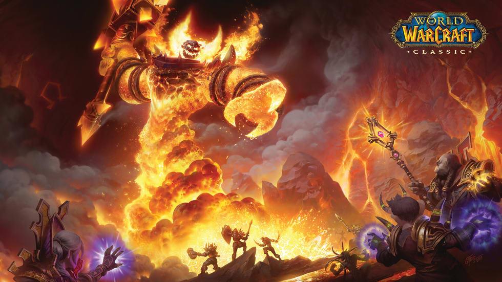 World of Warcraft Classic – På gång