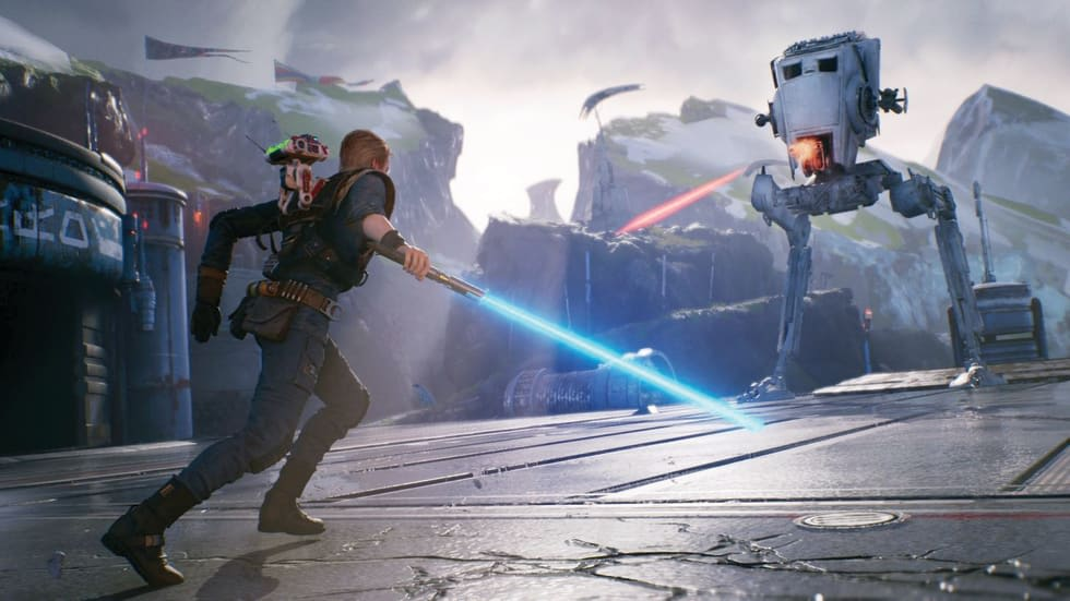 Star Wars Jedi: Fallen Order – På gång