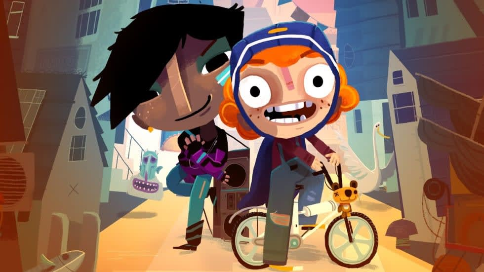 Knights and Bikes – Recension