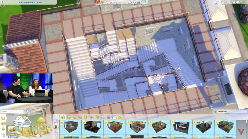 Ny The Sims 4-uppdatering låter dig äntligen bygga trappor hur du vill!