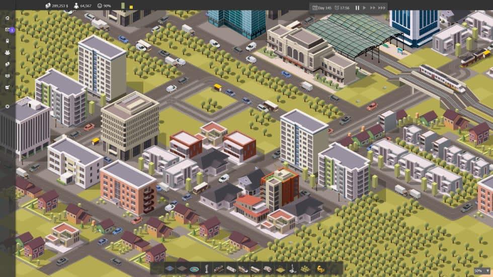 Smart City Plan är ett stadsbyggarspel som tar politik på allvar, kolla in trailern!