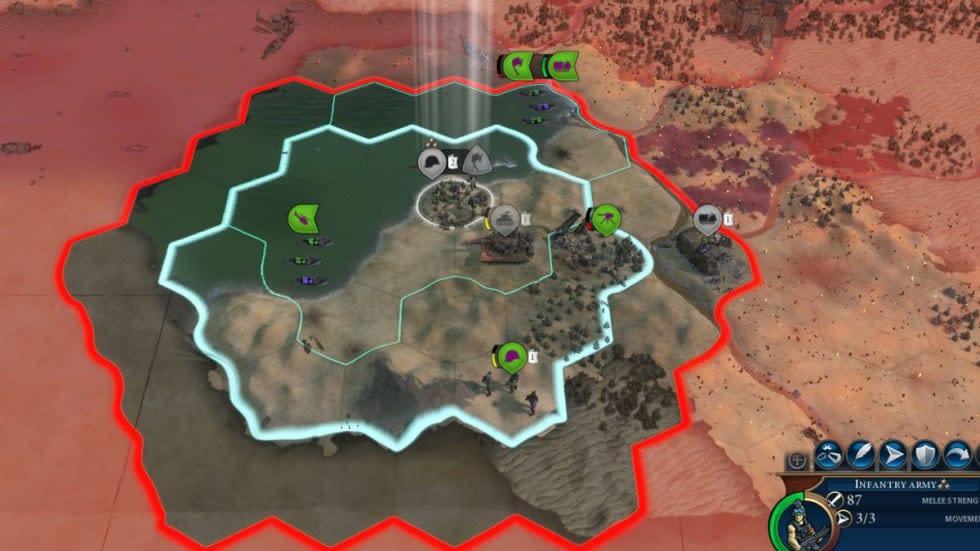 Jadå! Nu har Civilization VI också fått ett battle royale-läge