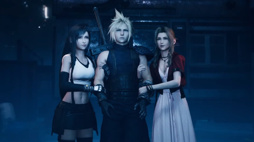Datagrävare har hittat pc-referenser i Final Fantasy VII Remake-demon