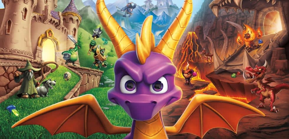 Spyro Reignited Trilogy – Recension