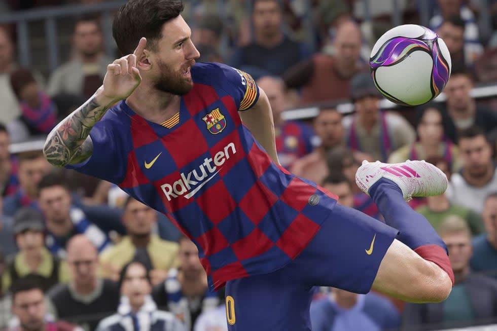 eFootball PES 2020 – Recension