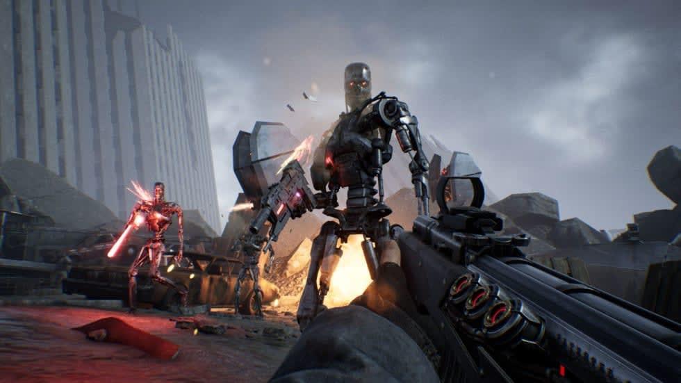 Terminator: Resistance visar upp överraskande stealth-sekvenser