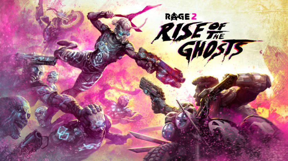 Rage 2: Rise of the Ghosts är ute nu, kolla in lanseringstrailern!