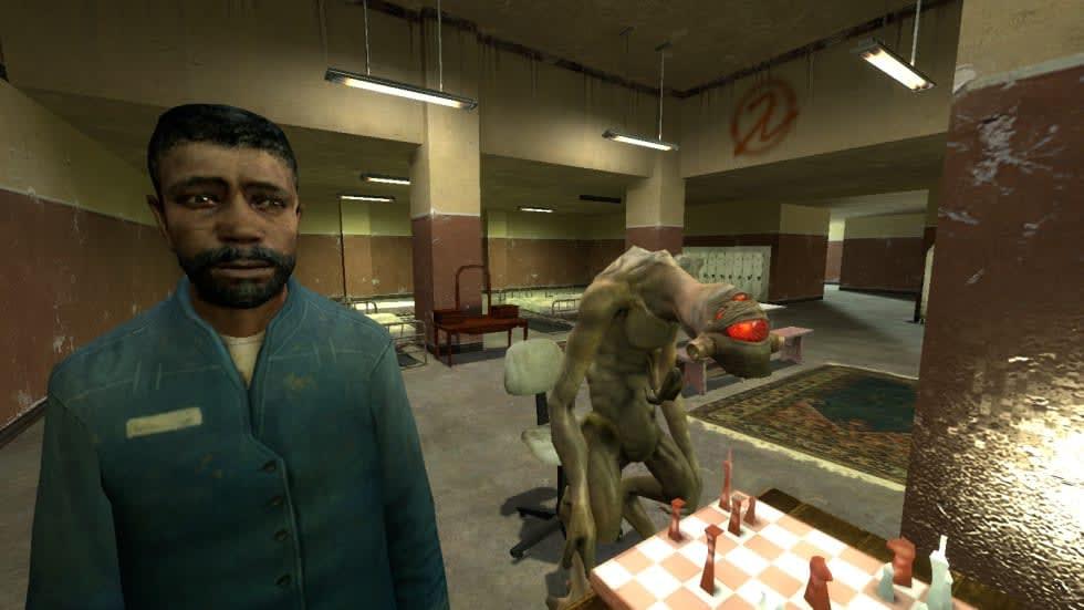 Nästan 15 år senare kan Half-Life 2-npc:er äntligen blinka