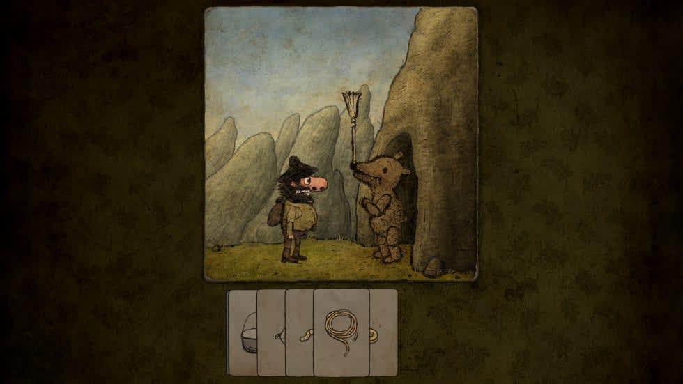 Machinarium-skaparnas nya äventyrsspel Pilgrims är ute nu