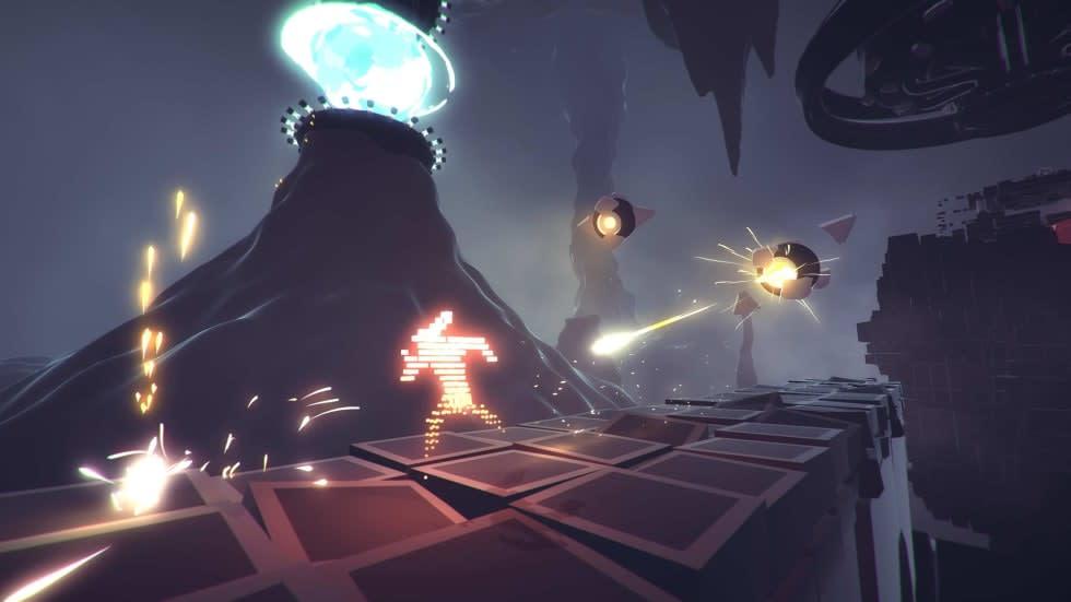 Recompile är ett tredimensionellt metroidvania, kolla in nya trailern!