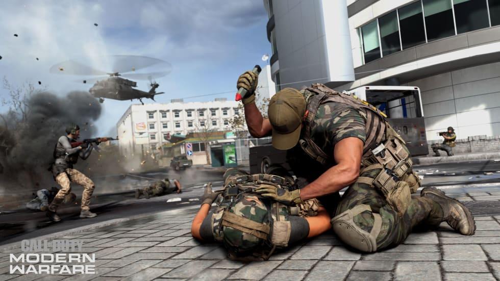 Call of Duty: Modern Warfares multiplayerdel får ny gratishelg