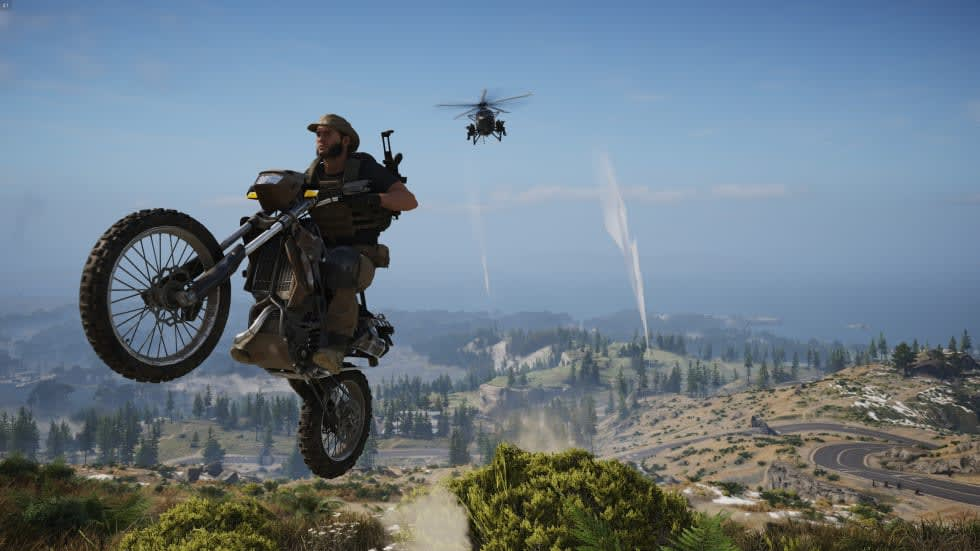 Ghost Recon Breakpoint – Recension