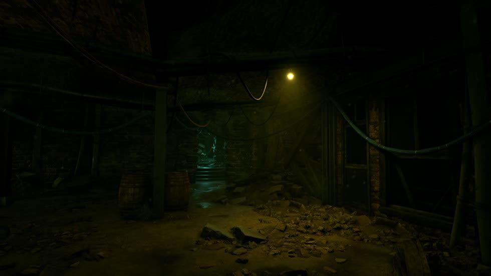 Et tu, Nosferatu? Bloodlines 2 introducerar The Unseen