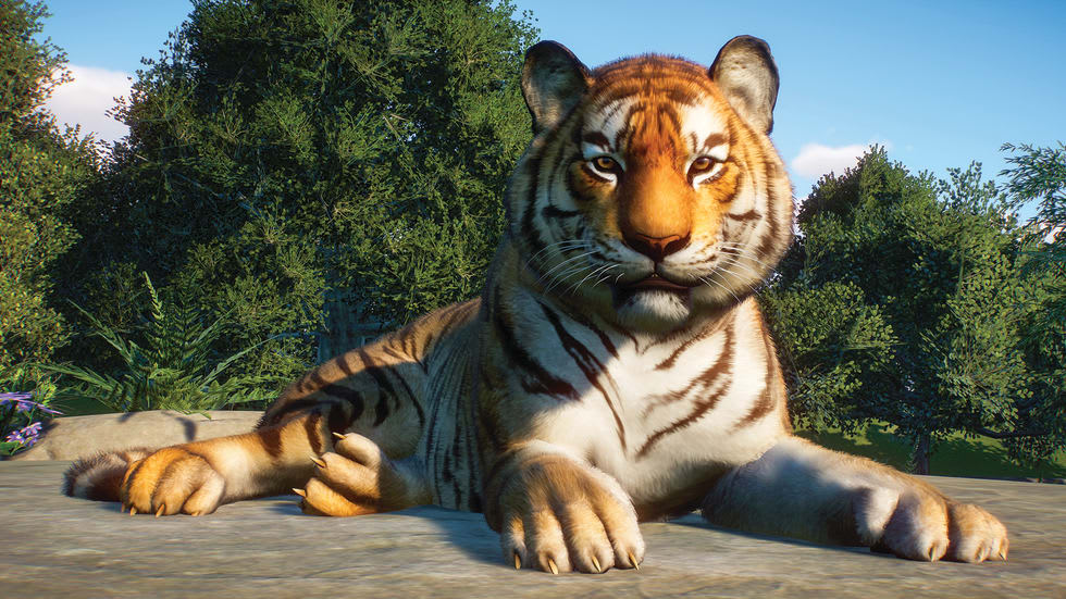 Planet Zoo – På gång