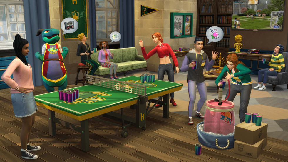 The Sims 4: Discover University har presenterats, släpps den 15 november