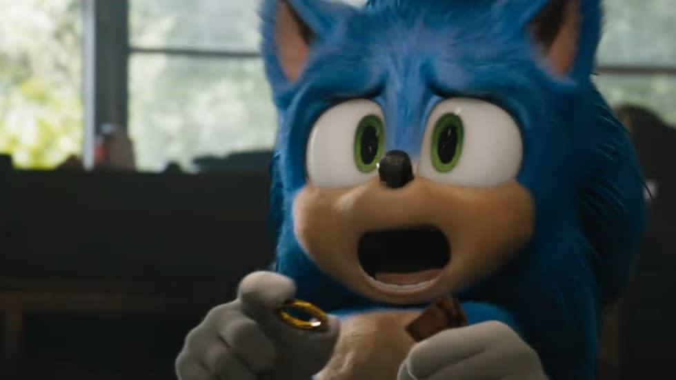 Sonic ser ut som Sonic i nya Sonic-trailern