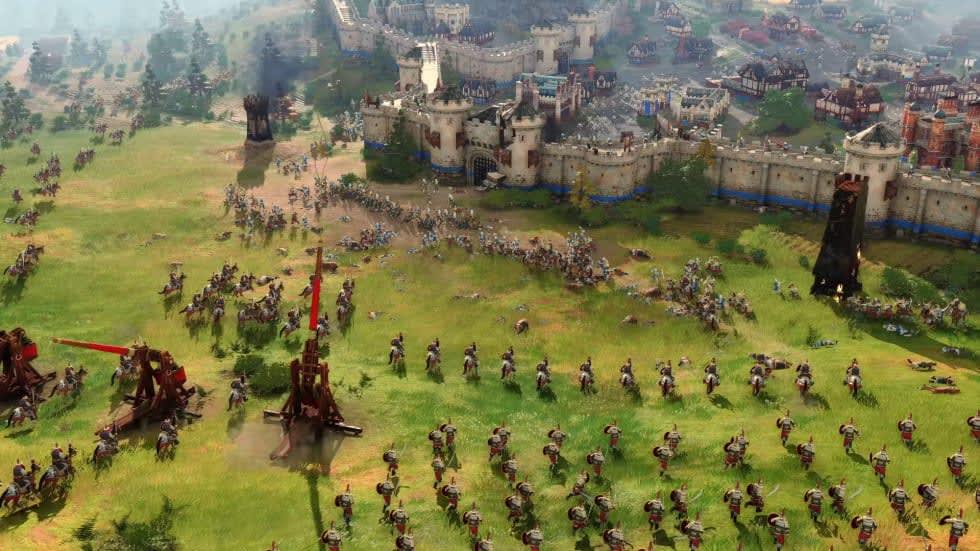 Här är gameplay-premiären för Age of Empires IV