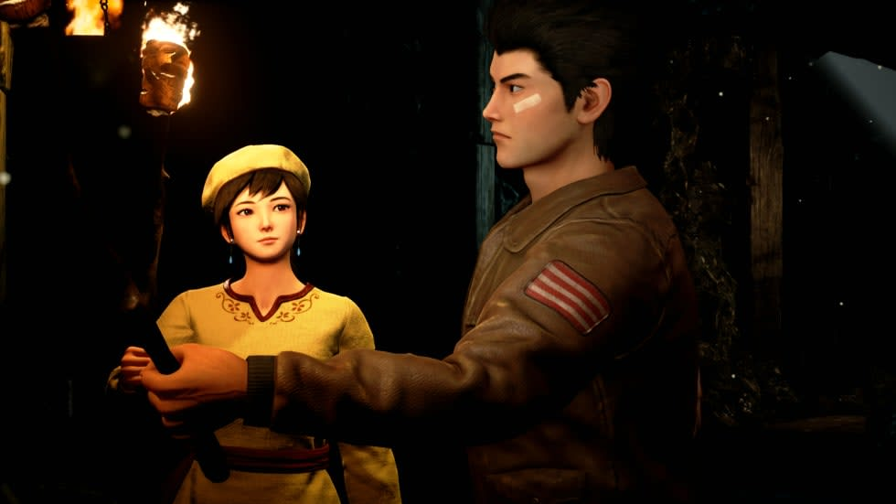 Shenmue 3 och Ghostbusters: The Video Game Remastered kommer till Steam