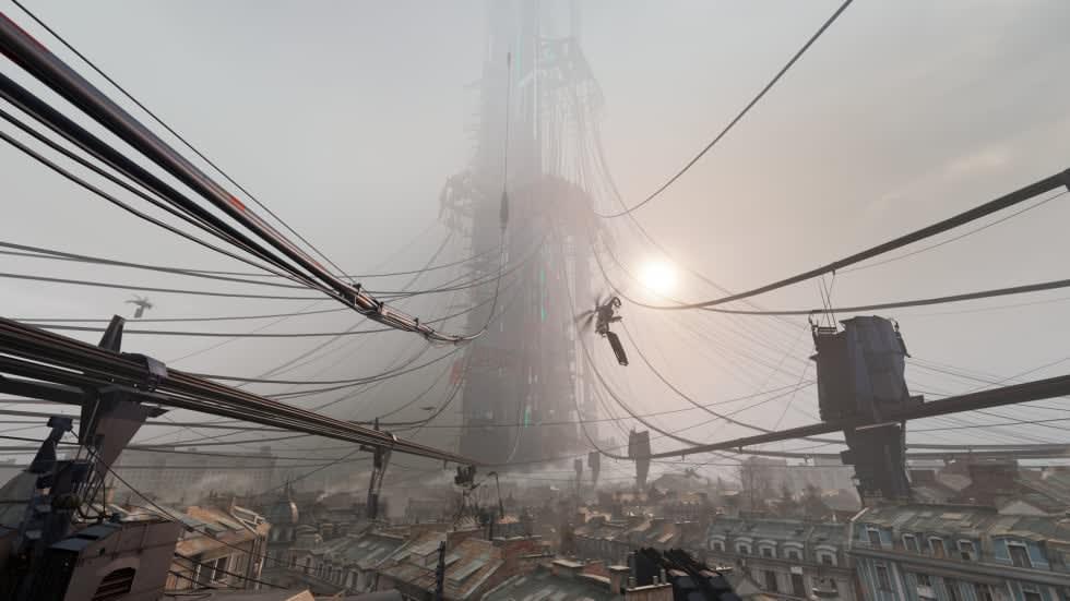 Half-Life: Alyx är Valves största projekt hittills