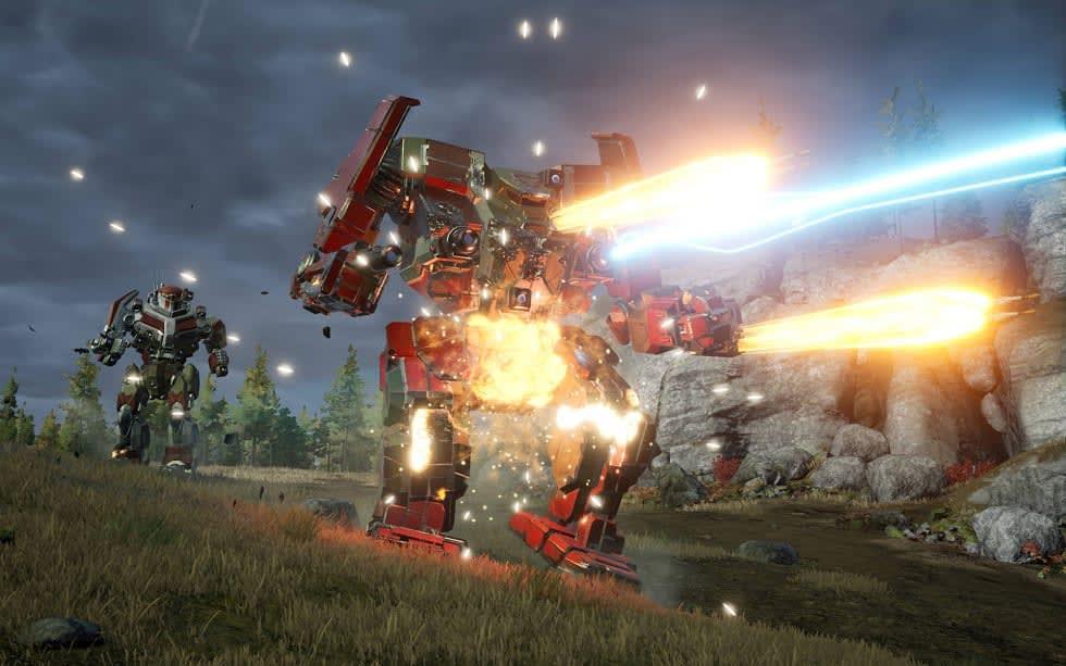 Mechwarrior 5-dlc försenas igen – för att undvika Cyberpunk 2077