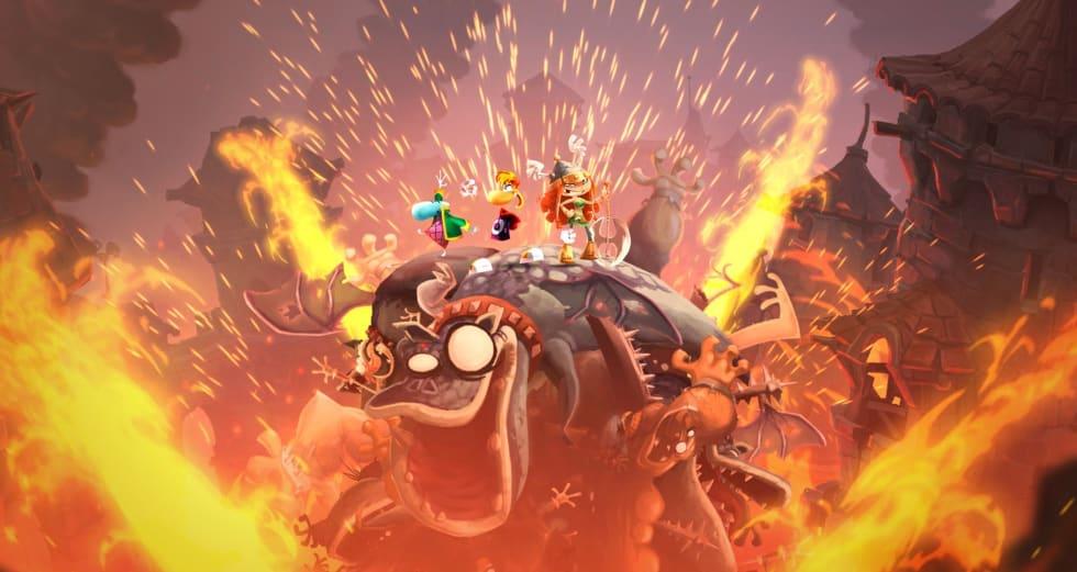 Rayman Legends skänks bort gratis via Uplay