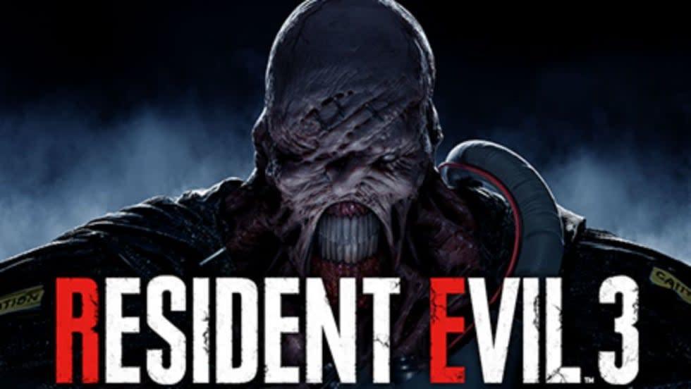 Resident Evil 3-trailer fokuserar på Nemesis, Carlos och Jill