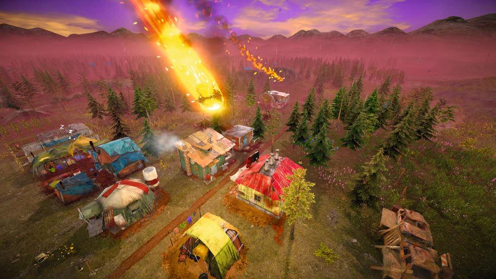 Surviving the Aftermath har nått Steam tillsammans med ny uppdatering