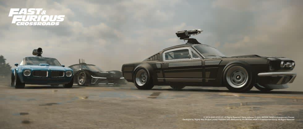 Fast & Furious Crossroads släpps den 7 augusti, kolla in nya trailern!