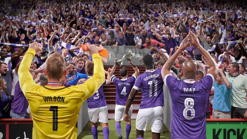 Nya Football Manager-spel kommer i år, men de släpps senare än planerat