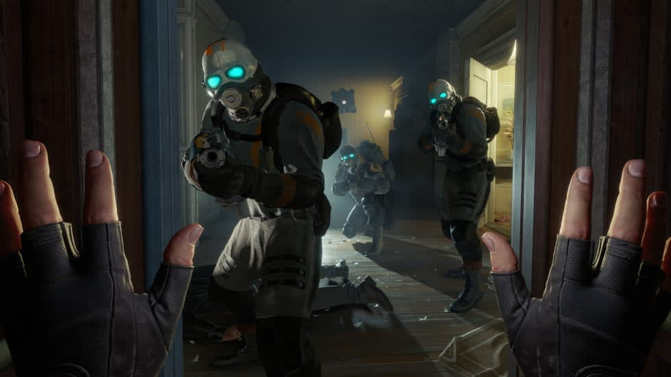 Half-Life: Alyx sålde nästan 1 miljon nya VR-headsets