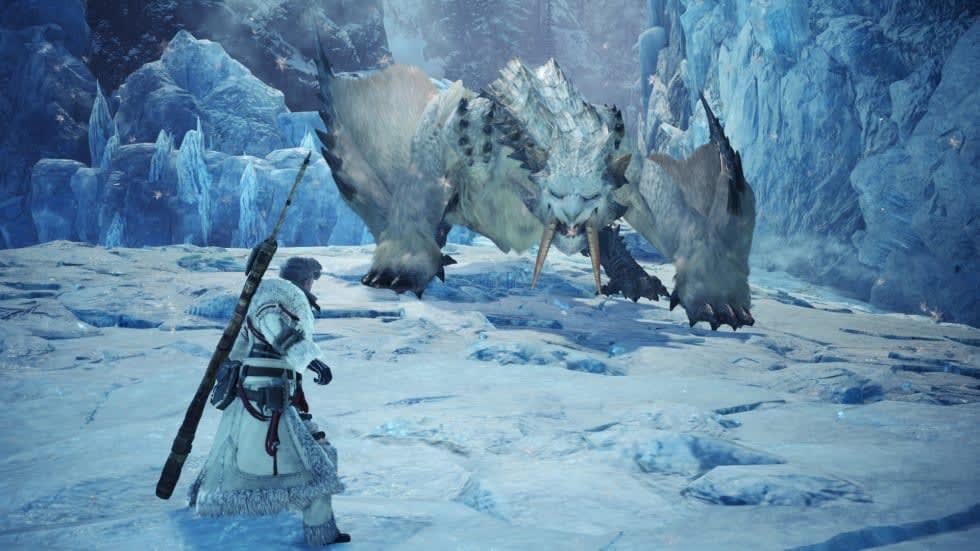 Monster Hunter World: Iceborne raderar sparfiler, Capcom undersöker