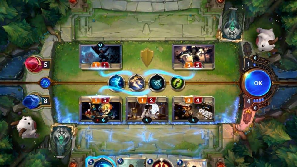 Legends of Runeterra lanseras den 30 april