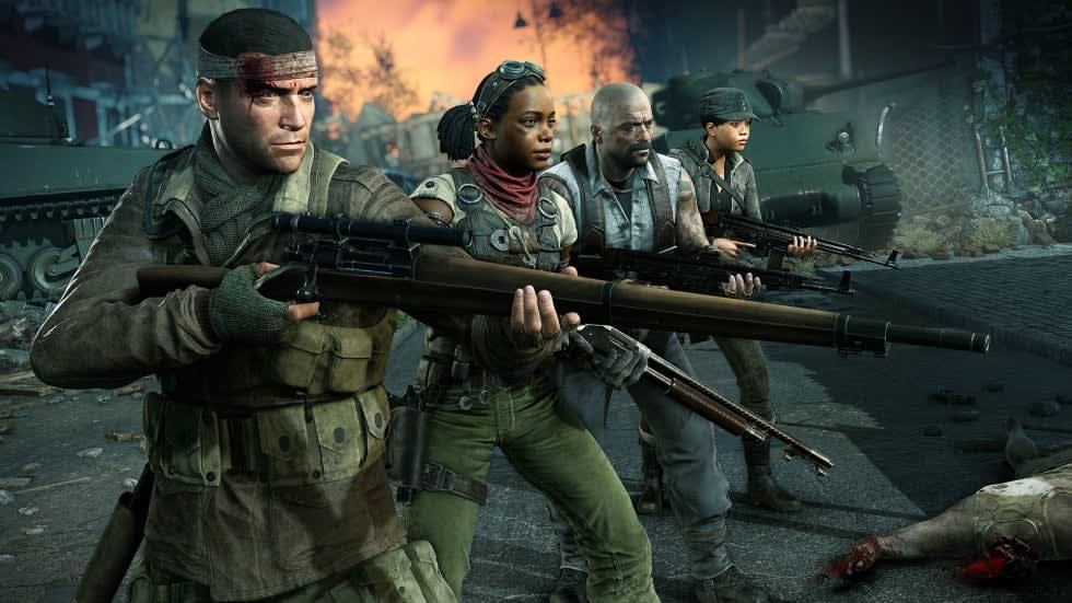 Färdkarta utlovar mängder av nytt Zombie Army 4-material