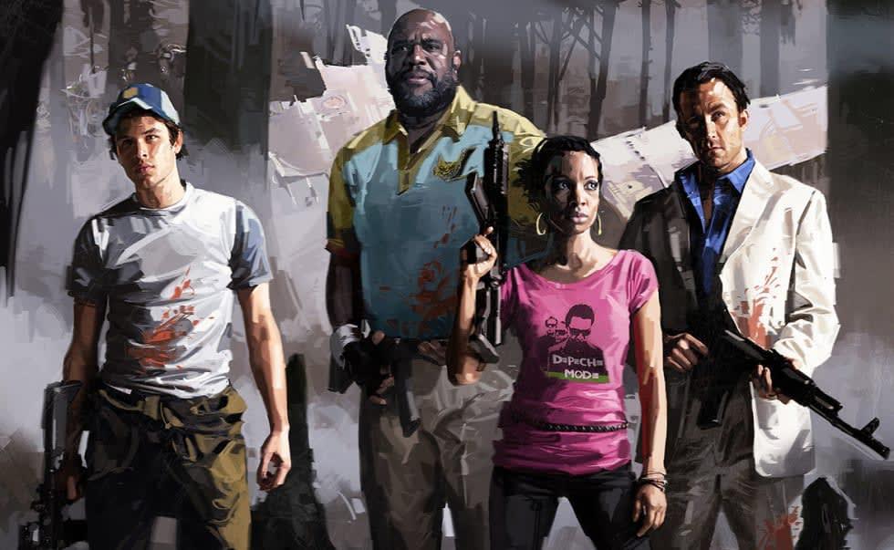 Nej, Valve jobbar inte på Left 4 Dead 3