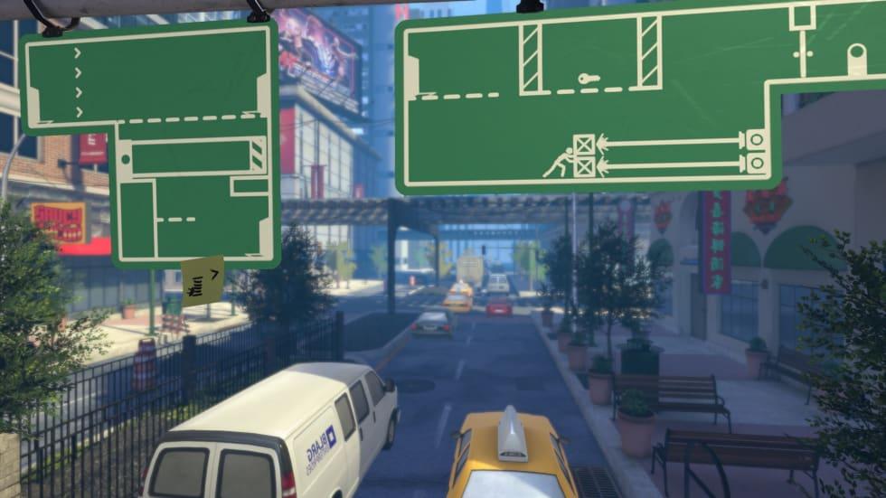 The Pedestrian är ett supercoolt pusselspel, och det är ute nu
