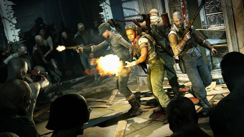 Zombie Army 4: Dead War – Recension