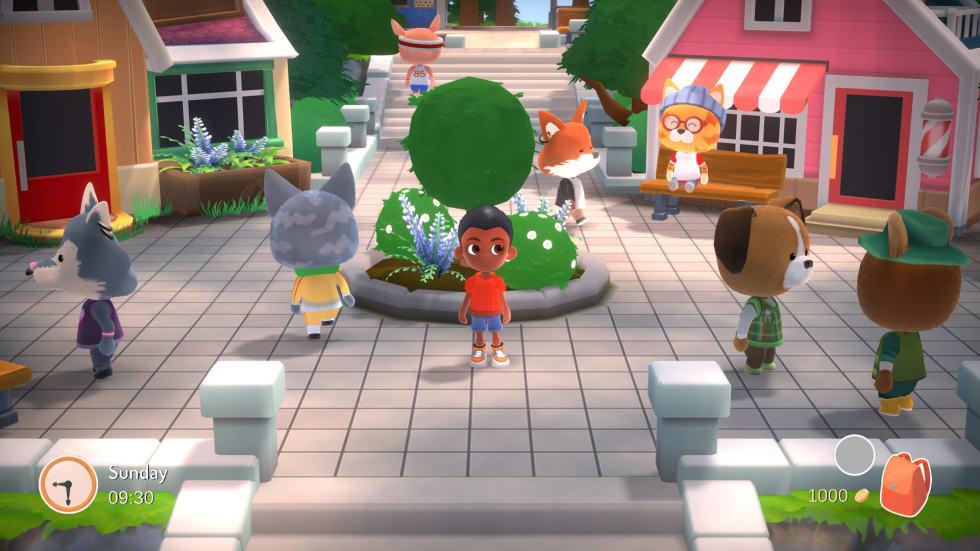 Kolla in annonseringstrailern för Animal Crossing-doftande Hokko Life
