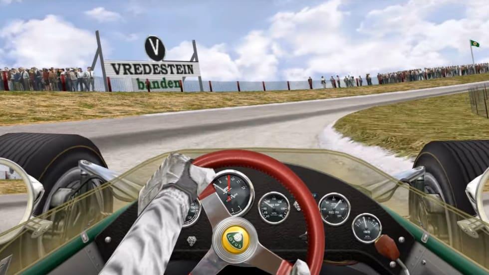 22 år efter lanseringen har Grand Prix Legends fått en ny demoversion