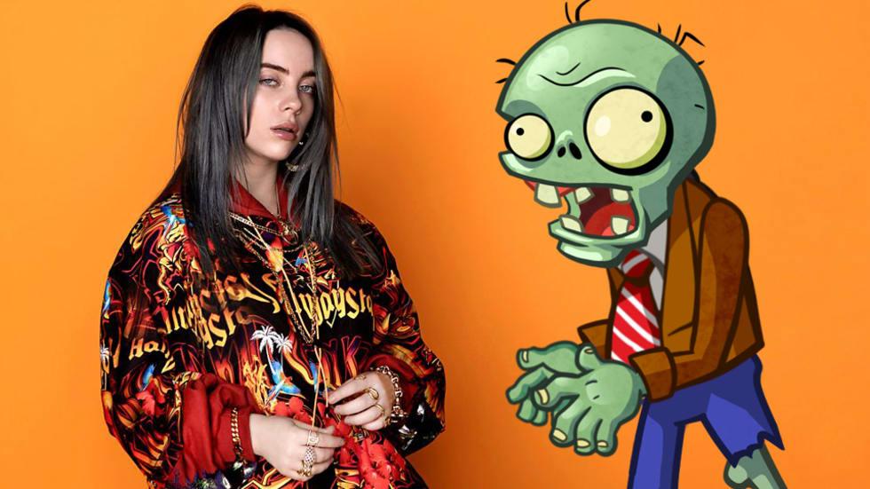 Billie Eilish pratar om hur Plants vs Zombies inspirerade Bad Guy