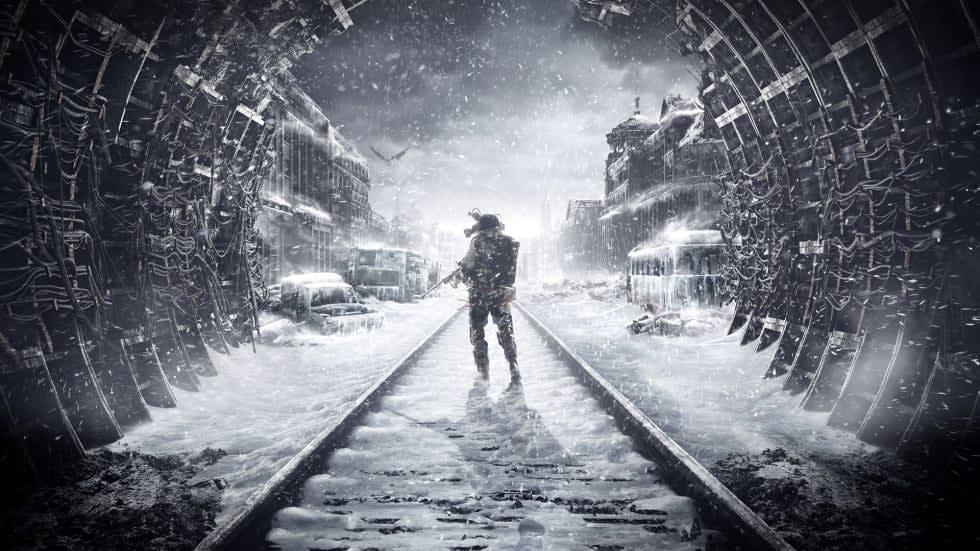 Metro Exodus har nu dykt upp på Steam