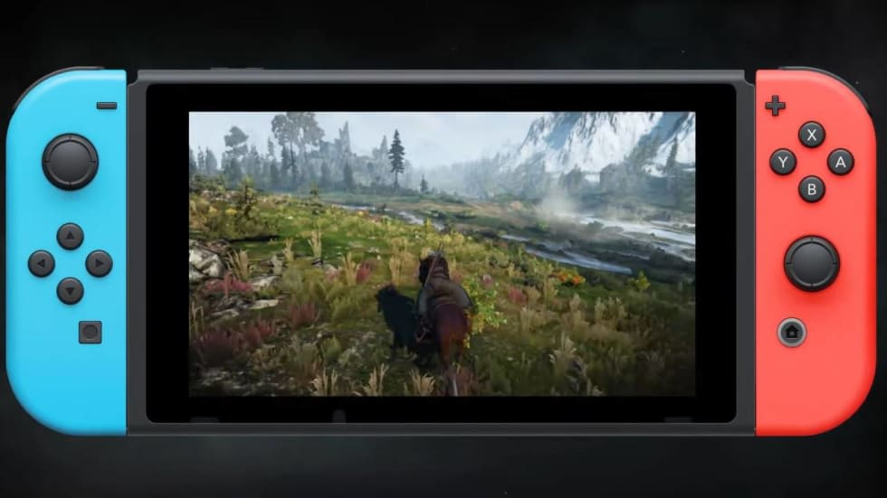 The Witcher 3 på Switch kan nu importera pc-sparfiler