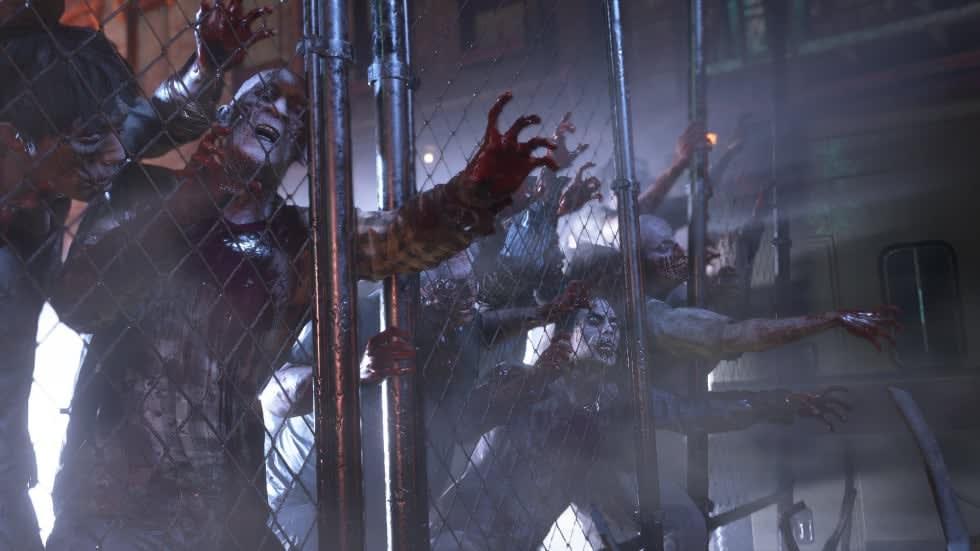 Första Resident Evil 3-sekvenserna utlovar ökat actionfokus