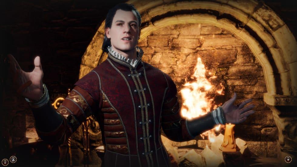Kolla in över en timme gameplay från Baldur's Gate 3