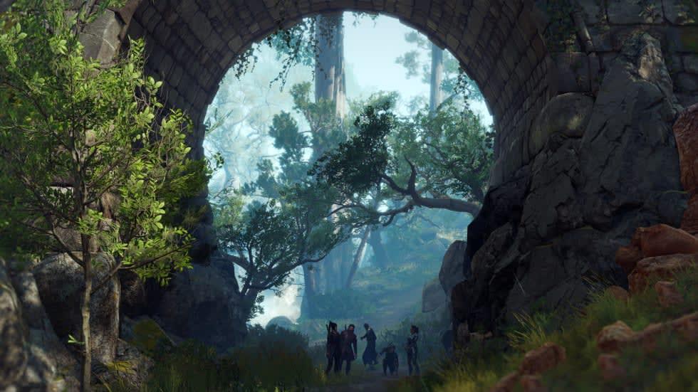 Ett dussin Baldur's Gate 3-skärmdumpar har läckt inför avtäckningen