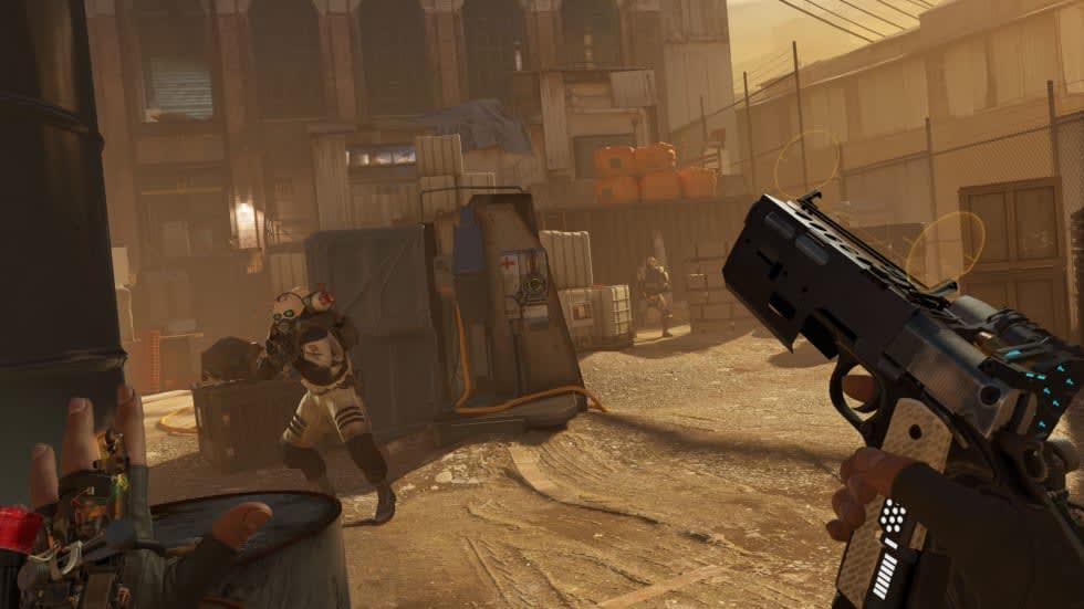 Half-Life: Alyx har fått ett tre timmar långt kommentarspår