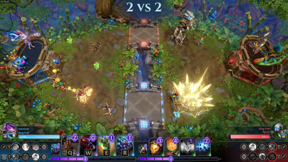 Minion Masters-dlc:t Zealous Inferno skänks bort gratis i helgen